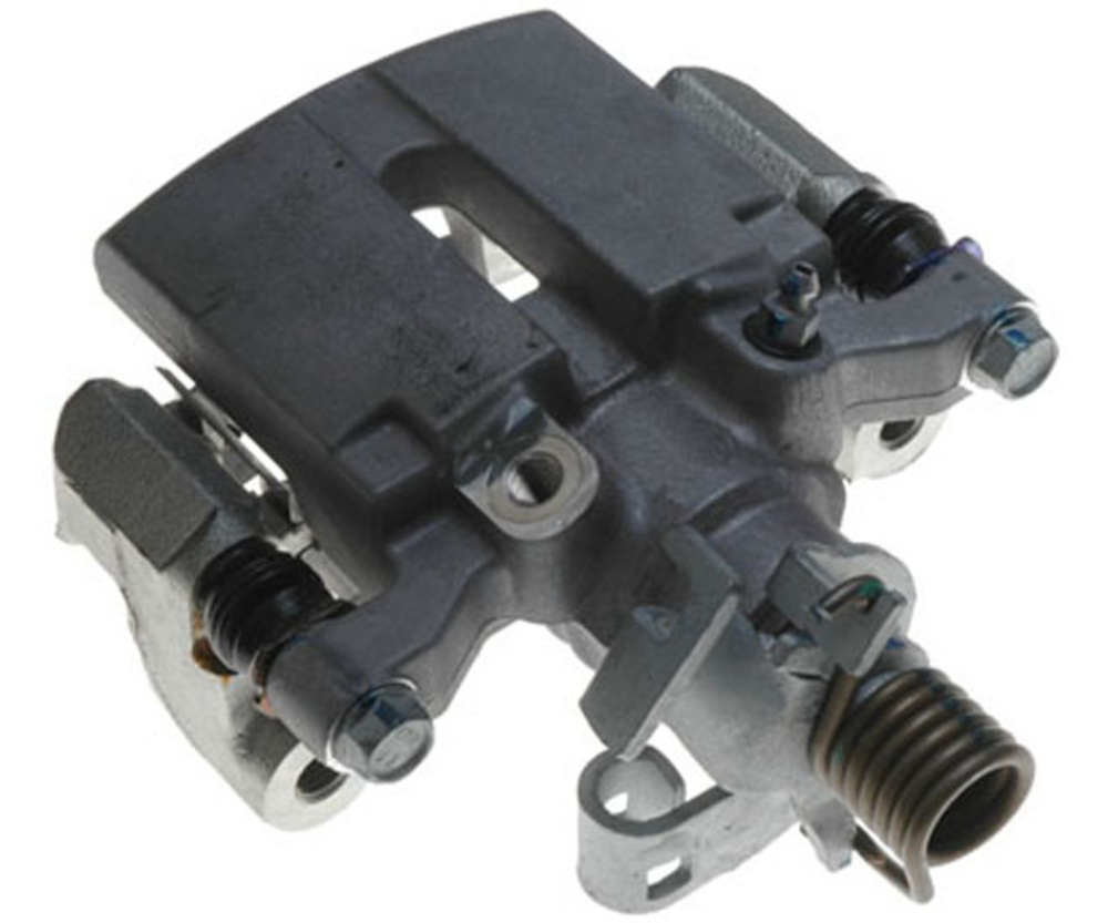 RAYBESTOS - R-Line; Friction-Ready Caliper, Remanufactured; Includes Bracket - RAY FRC11842