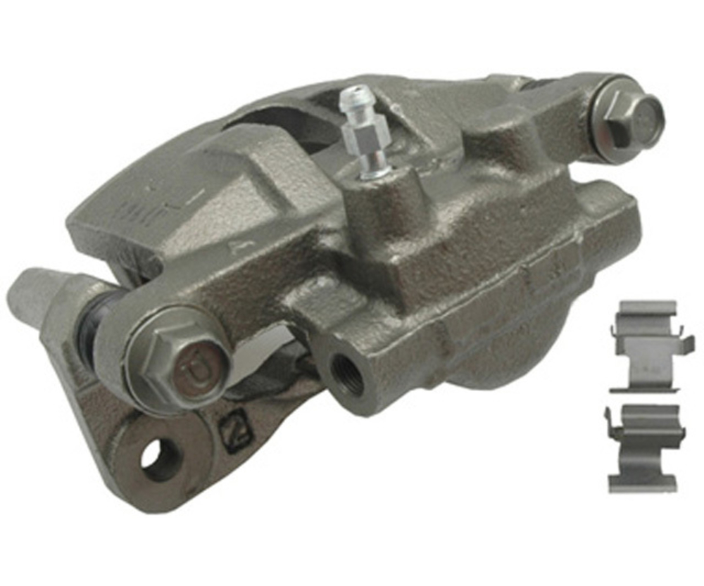 RAYBESTOS - R-Line; Friction-Ready Caliper, Remanufactured; Includes Bracket - RAY FRC11961