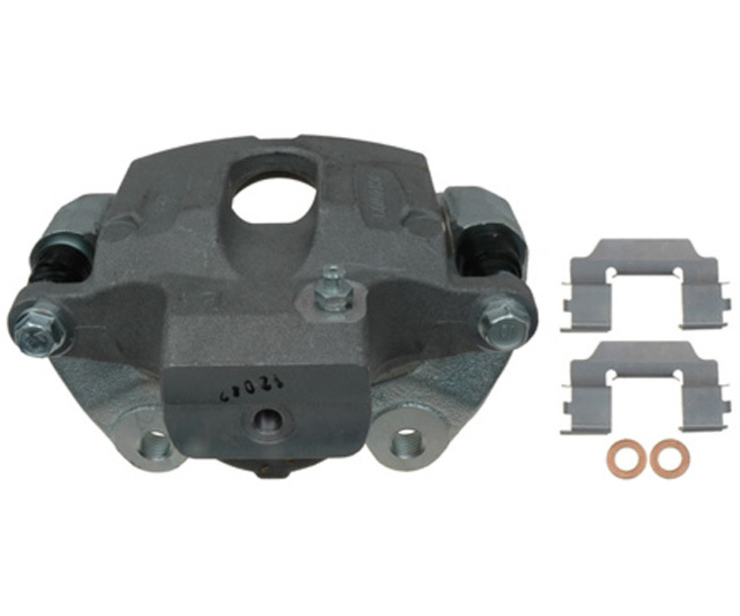 RAYBESTOS - R-Line; Friction-Ready Caliper, Remanufactured; Includes Bracket - RAY FRC12042