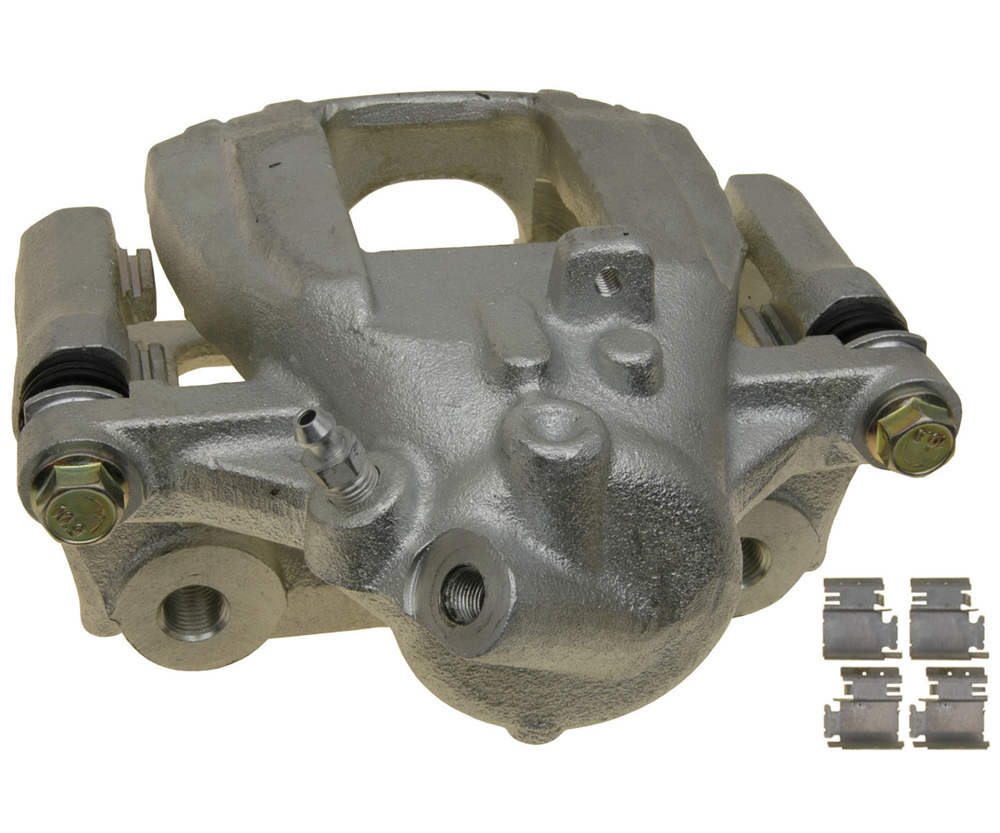 RAYBESTOS - R-Line; Friction-Ready Caliper, Remanufactured; Includes Bracket - RAY FRC12099