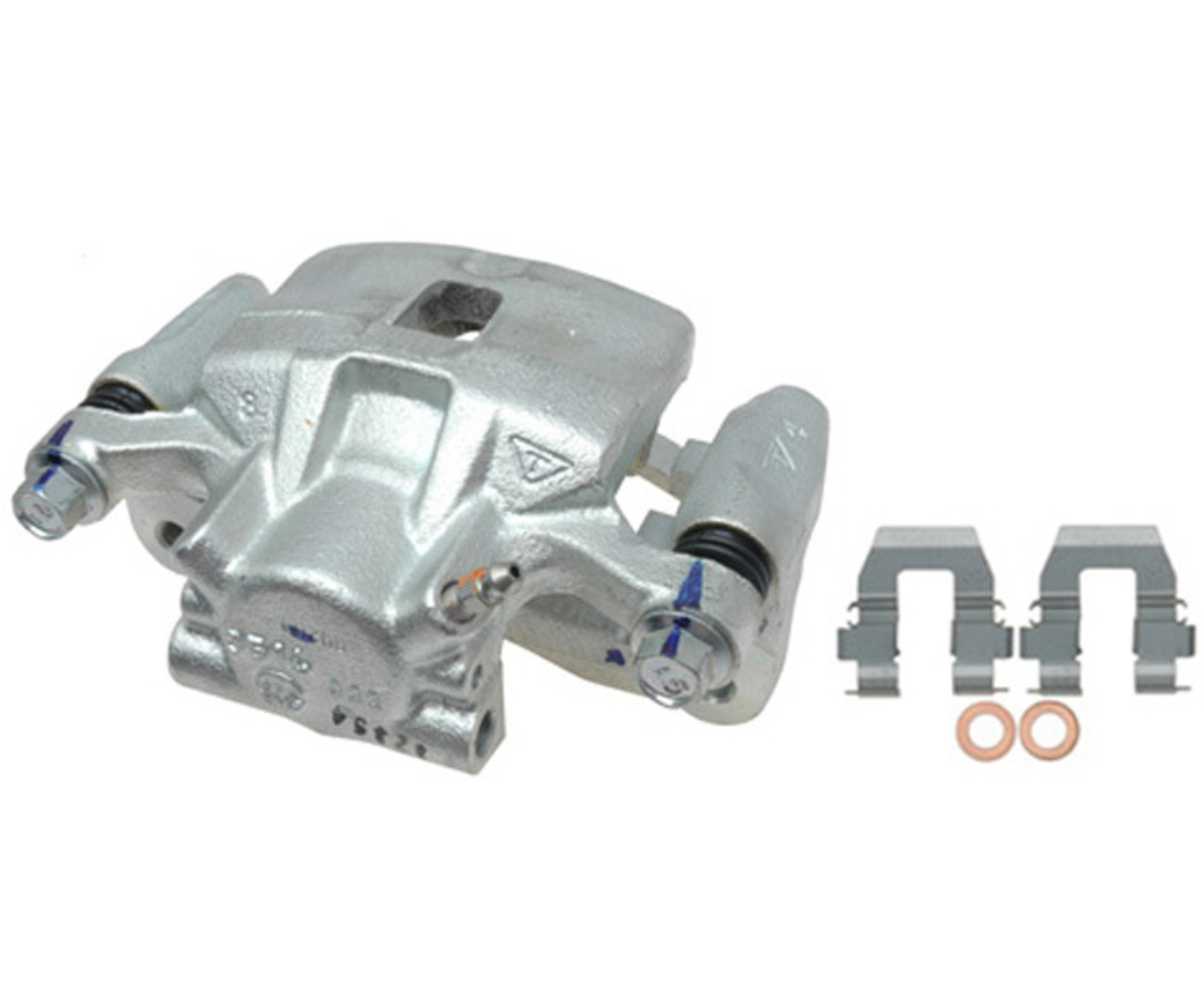 RAYBESTOS - R-Line; Friction-Ready Caliper, Remanufactured; Includes Bracket (Rear Left) - RAY FRC12154