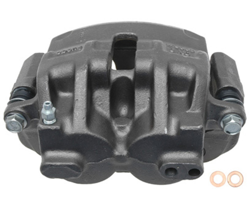 RAYBESTOS - R-Line; Friction-Ready Caliper, Remanufactured; Includes Bracket - RAY FRC12241