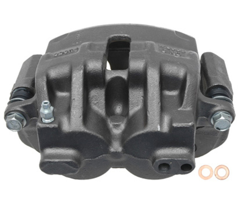 RAYBESTOS - R-Line; Friction-Ready Caliper, Remanufactured; Includes Bracket - RAY FRC12242