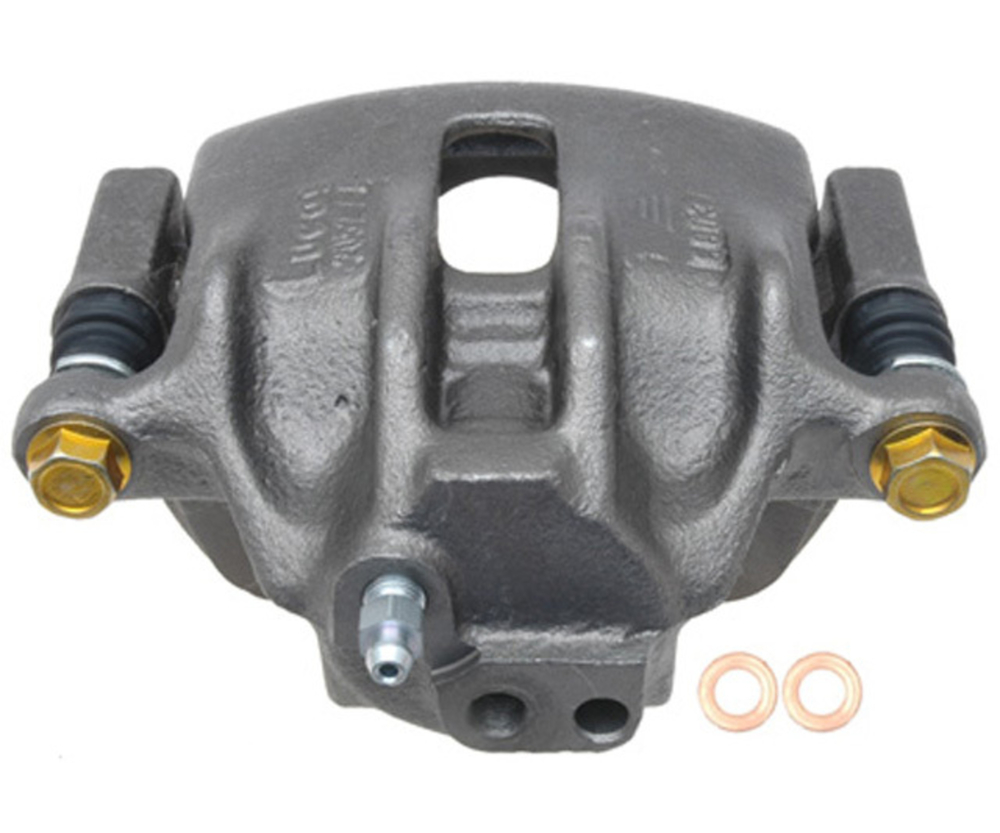 RAYBESTOS - R-Line; Friction-Ready Caliper, Remanufactured; Includes Bracket - RAY FRC12243