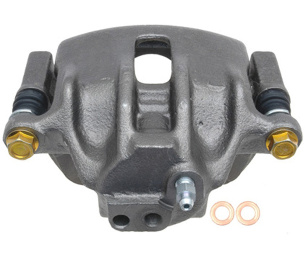 RAYBESTOS - R-Line; Friction-Ready Caliper, Remanufactured; Includes Bracket - RAY FRC12244