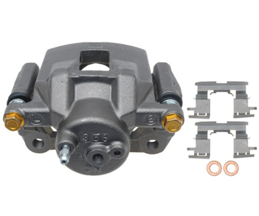 RAYBESTOS - R-Line; Friction-Ready Caliper, Remanufactured; Includes Bracket - RAY FRC12245