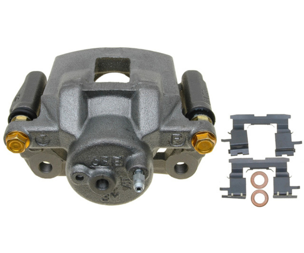 RAYBESTOS - R-Line; Unloaded Caliper, Remanufactured; Includes Bracket - RAY FRC12246