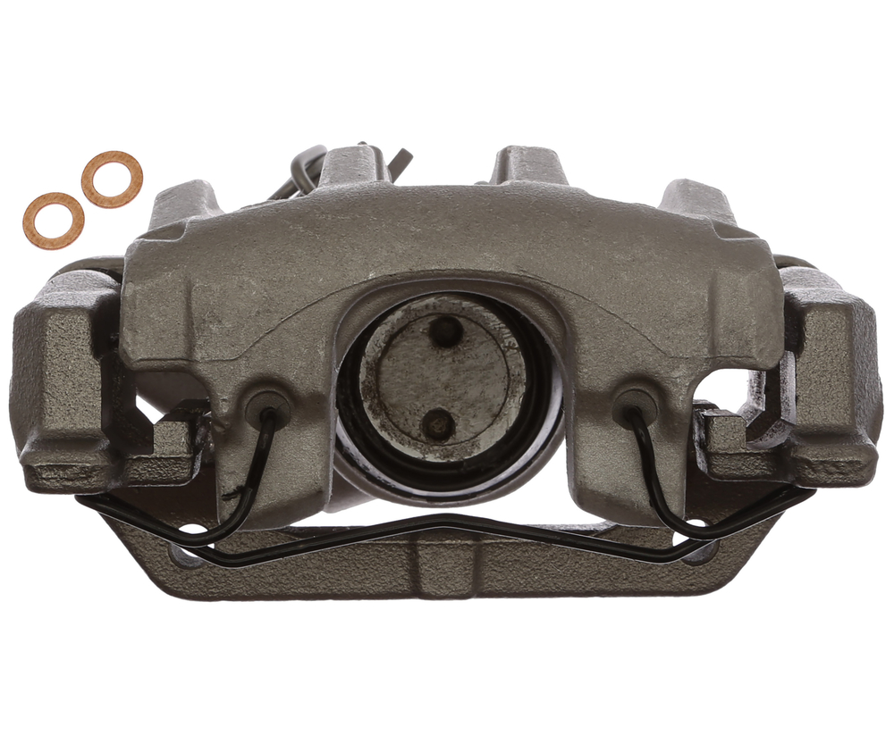 RAYBESTOS - R-Line; Friction-Ready Caliper, Remanufactured; Includes Bracket (Rear Left) - RAY FRC12623