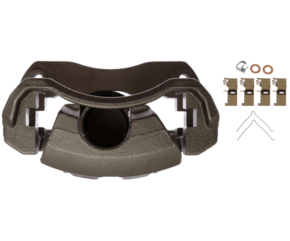 RAYBESTOS - R-Line; Unloaded Caliper, Remanufactured; Includes Bracket - RAY FRC12646