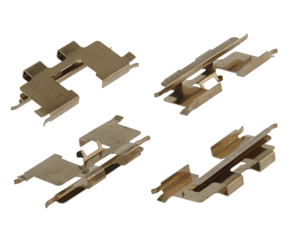 RAYBESTOS - R-Line Disc Brake Hardware Kit (Rear) - RAY H15864A