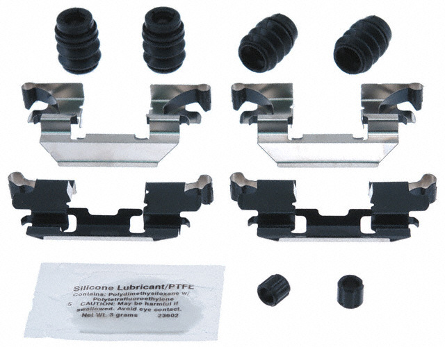 RAYBESTOS - Professional Grade Disc Brake Hardware Kit - RAY H15908A