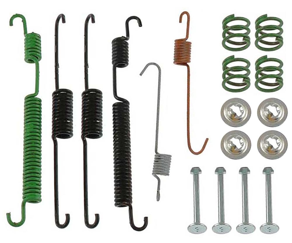 RAYBESTOS - R-Line Drum Brake Hardware Kit (Rear) - RAY H17366
