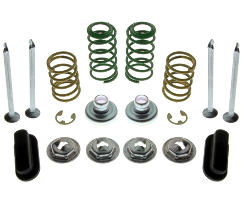 RAYBESTOS - R-Line Brake Shoes Hold Down Kit - RAY H4067