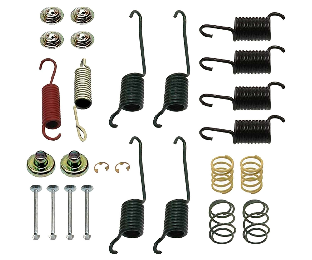 RAYBESTOS - PG Plus Drum Brake Hardware Kit (Rear) - RAY H7269