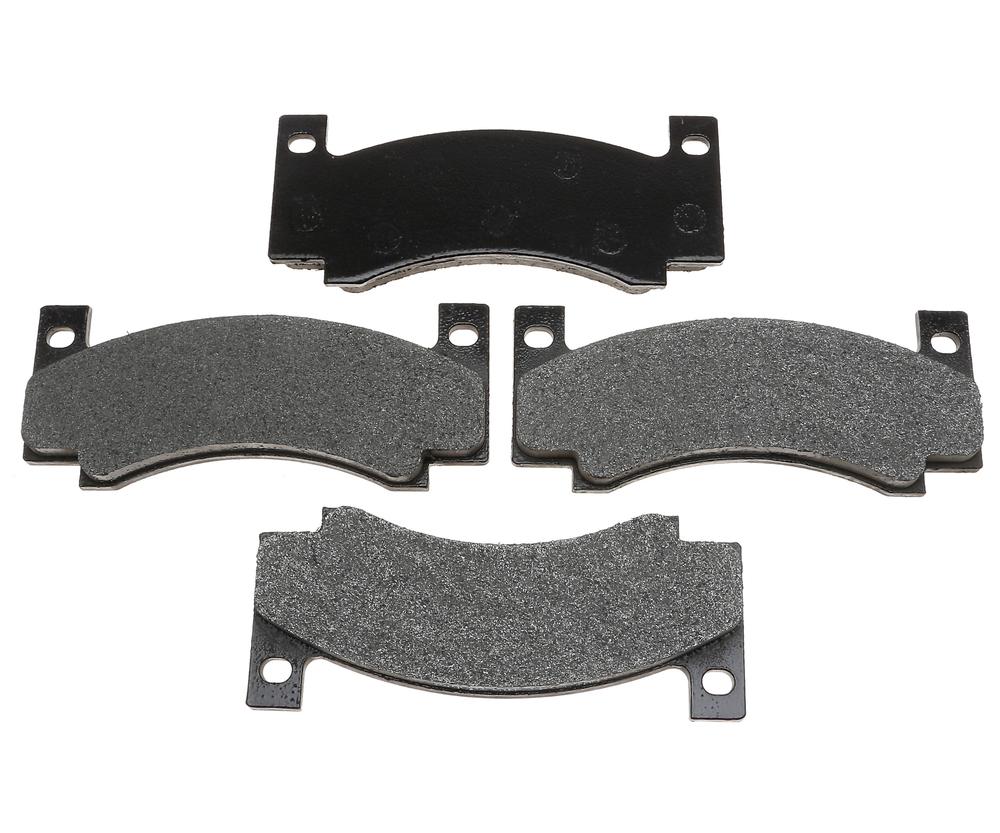 RAYBESTOS - R-Line; Ceramic Disc Brake Pad Set (Front) - RAY MGD1346C