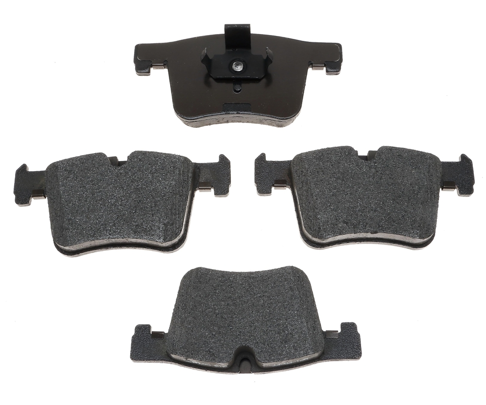 RAYBESTOS - Reliant Metallic Disc Brake Pad (Front) - RAY MGD1561M