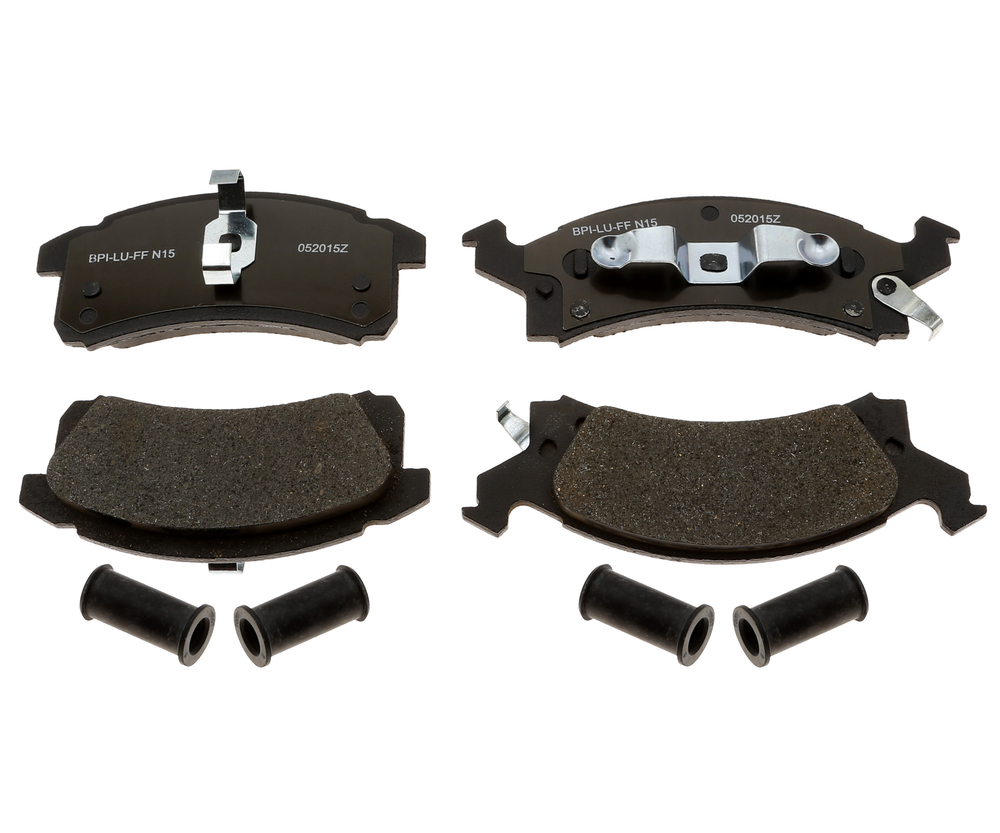 RAYBESTOS - R-Line; Ceramic (Front) - RAY MGD506CH