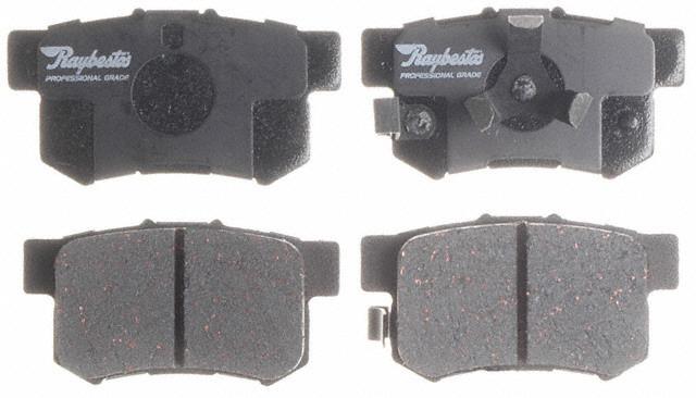 RAYBESTOS - Professional Grade Disc Brake Pad - RAY PGD1086C