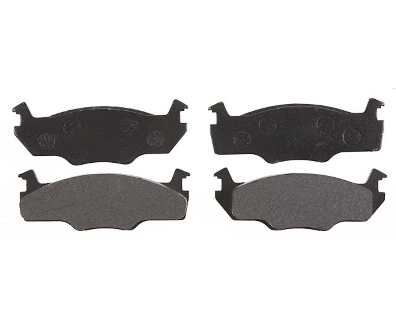RAYBESTOS - PG Plus Metallic Disc Brake Pad (Front) - RAY PGD158M