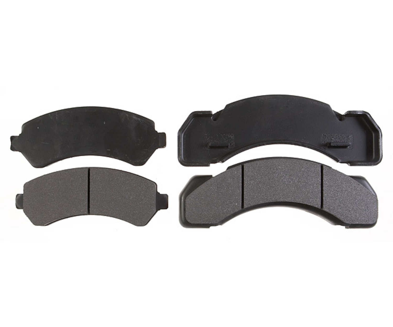 RAYBESTOS - PG Plus Metallic Disc Brake Pad (Front) - RAY PGD184M