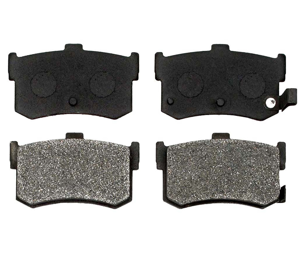 RAYBESTOS - PG Plus Metallic Disc Brake Pad (Rear) - RAY PGD342M