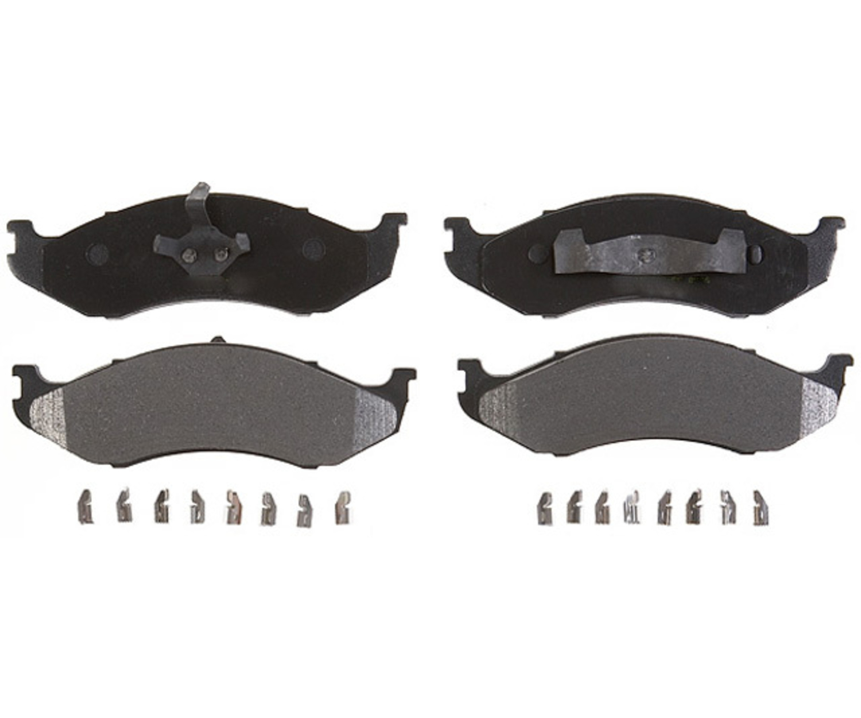 RAYBESTOS - Element3; Metallic Disc Brake Pad Set (Front) - RAY PGD477M