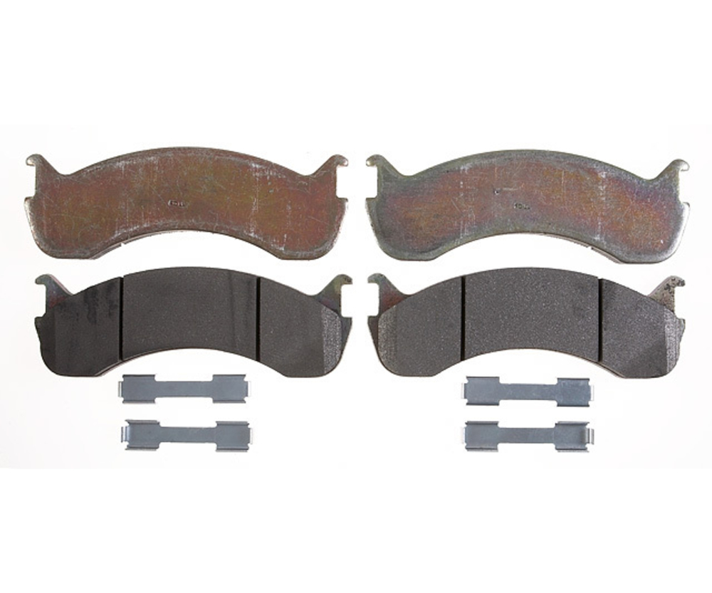 RAYBESTOS - Element3 Metallic Disc Brake Pad Set (Front) - RAY PGD786M