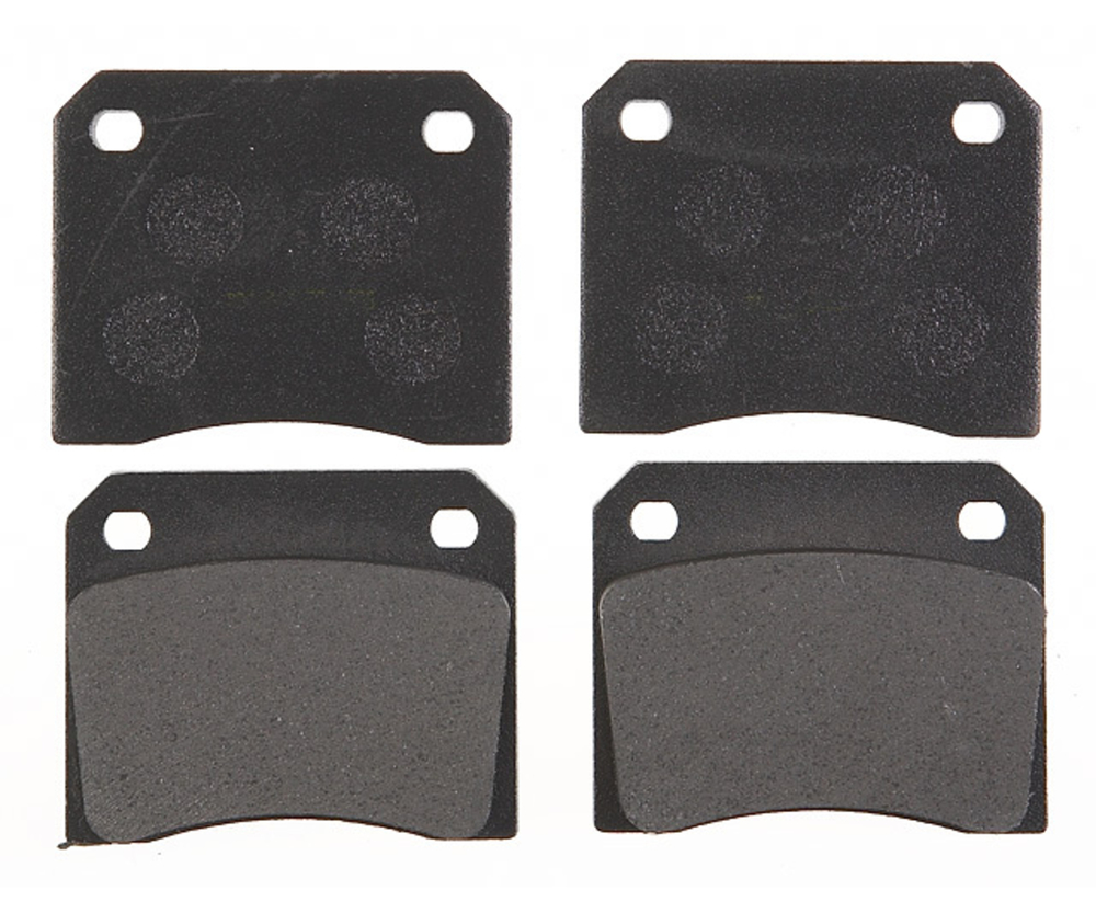 RAYBESTOS - Element3 Metallic Disc Brake Pad Set - RAY PGD9M