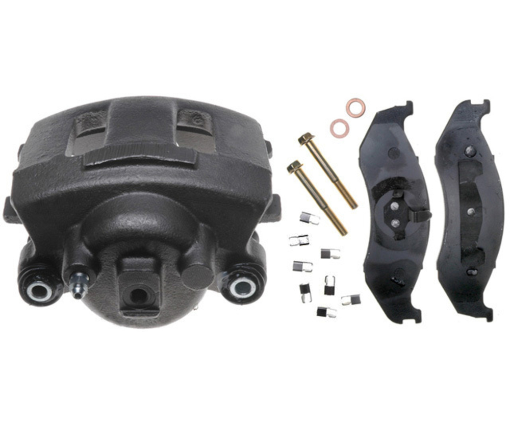 RAYBESTOS - Reman Enhanced Hybrid Technology Loaded Caliper (Front Right) - RAY RC10185