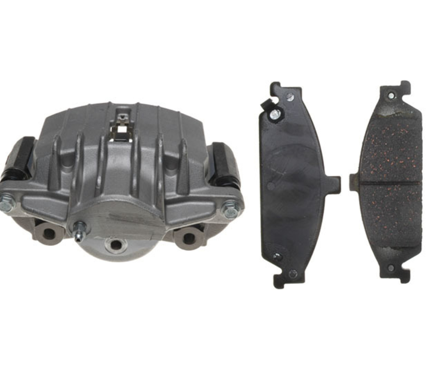 RAYBESTOS - R-Line; Loaded Caliper, Remanufactured; Includes Bracket - RAY RC10905QS