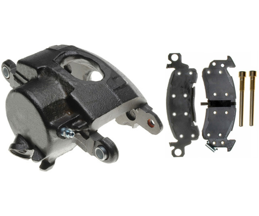 RAYBESTOS - R-Line; Loaded Caliper, Remanufactured - RAY RC12134