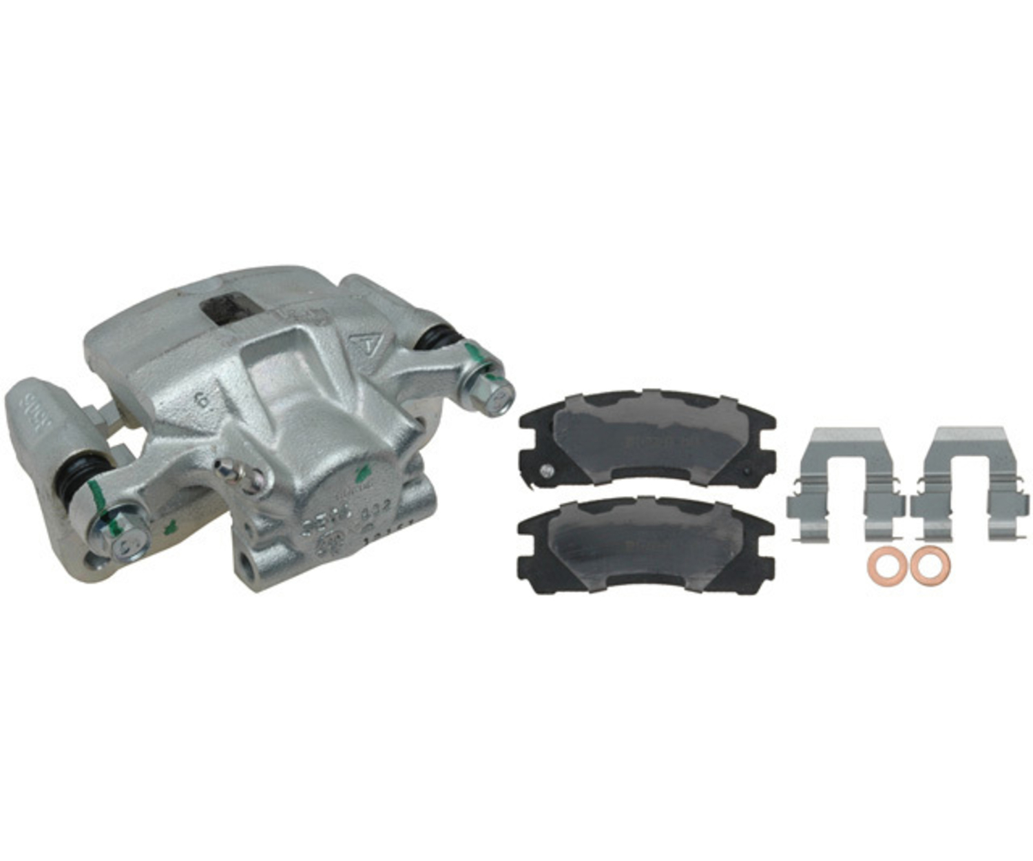 RAYBESTOS - R-Line; Loaded Caliper, Remanufactured; Includes Bracket (Rear Right) - RAY RC12153