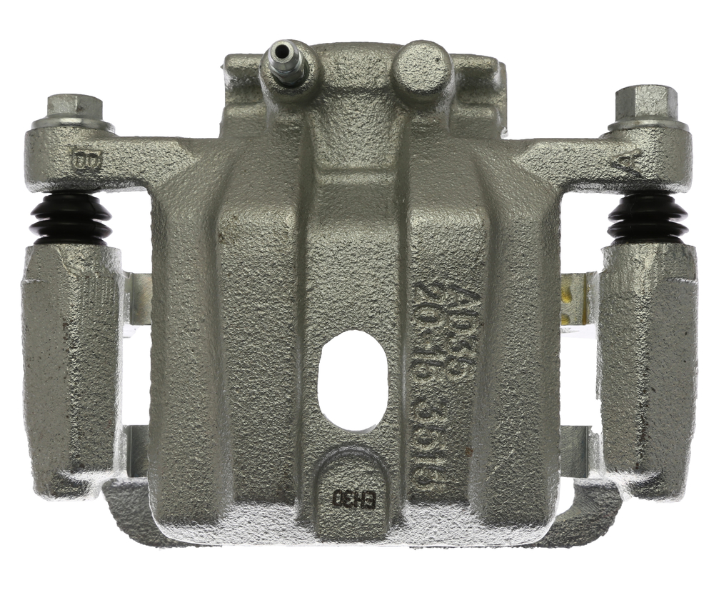RAYBESTOS - R-Line; Loaded Caliper, Remanufactured; Includes Bracket; Coated (Rear Left) - RAY RC12158C