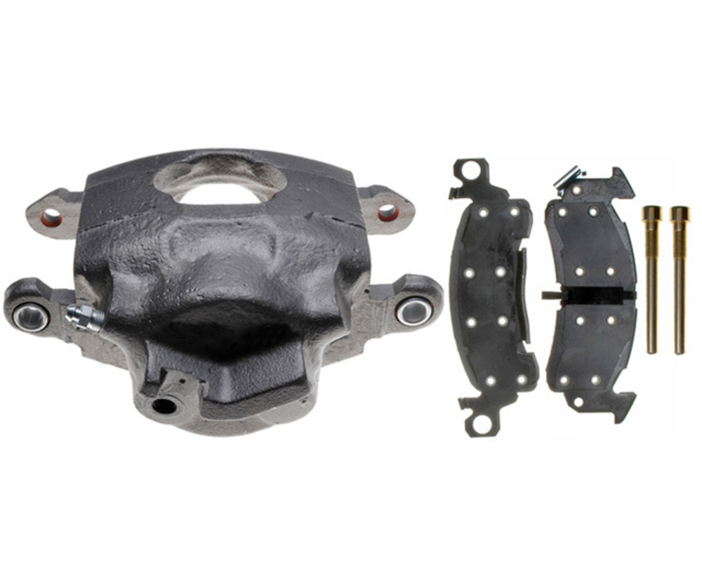 RAYBESTOS - R-Line; Loaded Caliper, Remanufactured - RAY RC4071