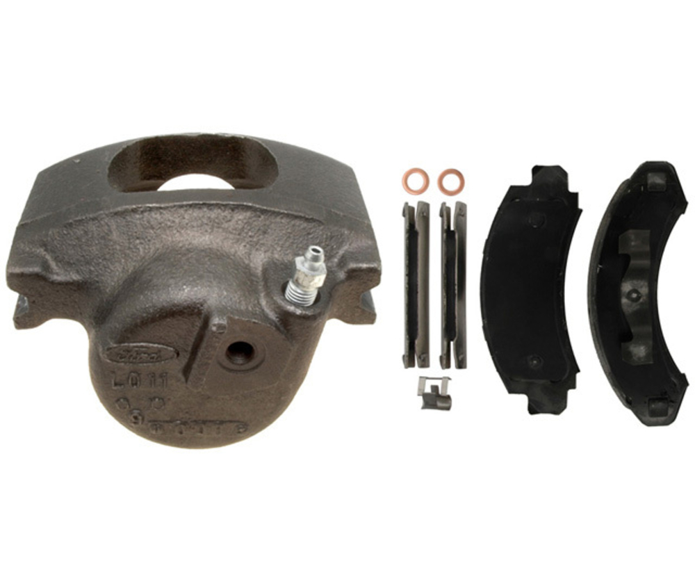 RAYBESTOS - R-Line Reman Loaded Caliper (Front Left) - RAY RC4178
