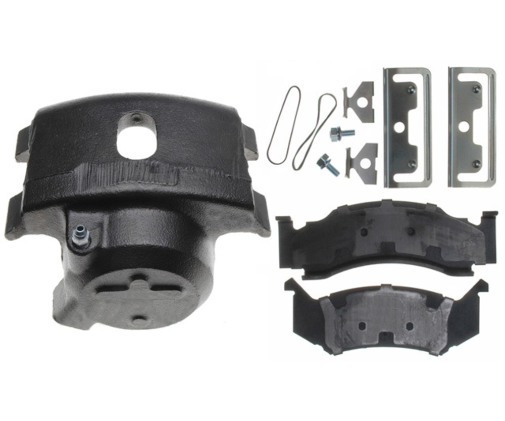 RAYBESTOS - R-Line; Loaded Caliper, Remanufactured - RAY RC4311