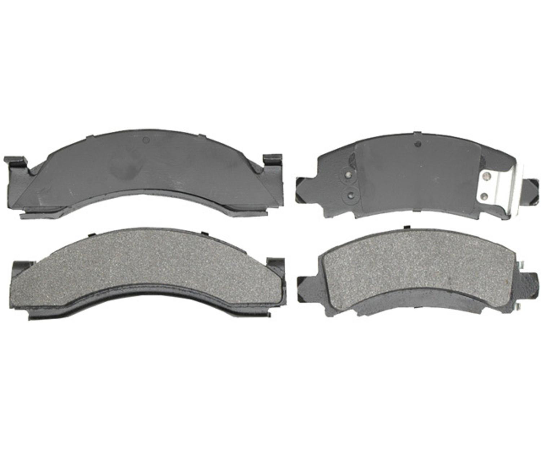 RAYBESTOS - Service Grade Metallic Disc Brake Pad (Front) - RAY SGD149M