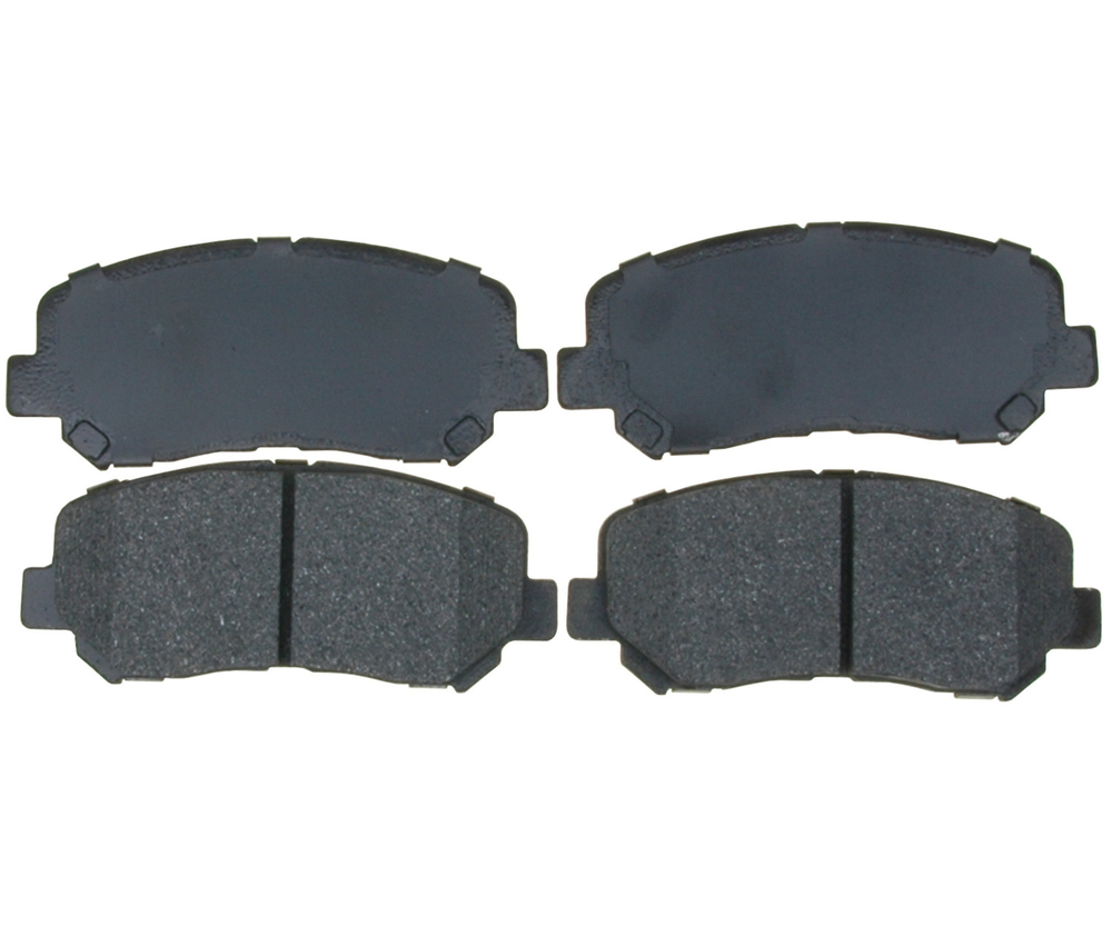 RAYBESTOS - Service Grade Ceramic Disc Brake Pad (Front) - RAY SGD1623AC