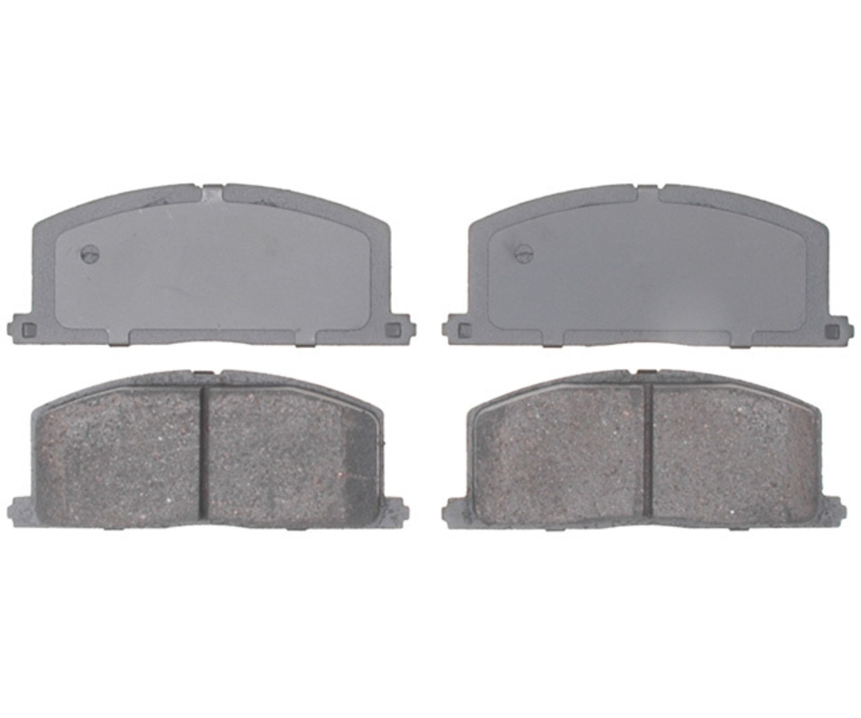 RAYBESTOS - Service Grade Ceramic Disc Brake Pad (Front) - RAY SGD242C
