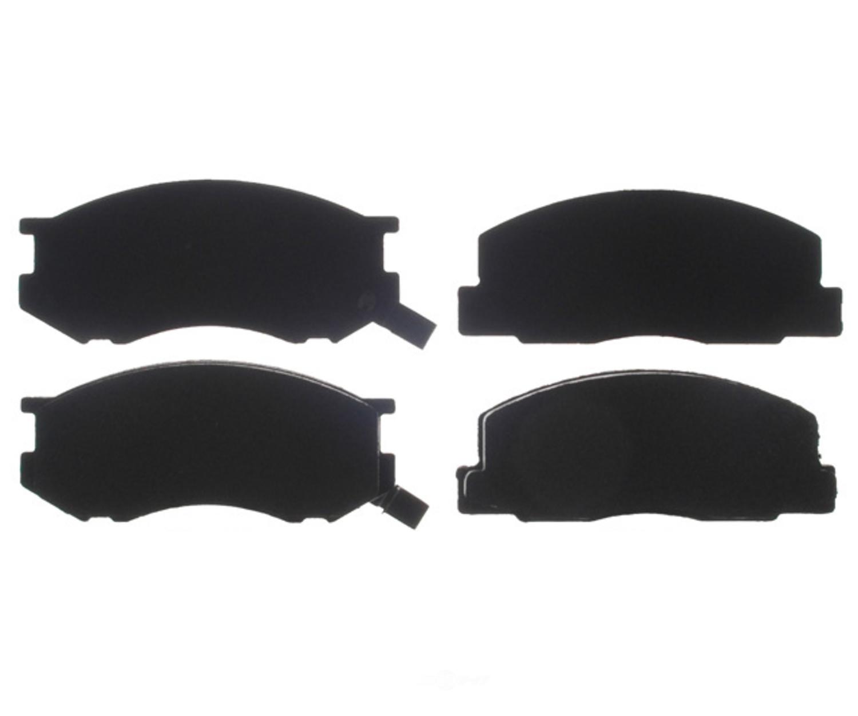 RAYBESTOS - Service Grade Metallic Disc Brake Pad (Front) - RAY SGD263M