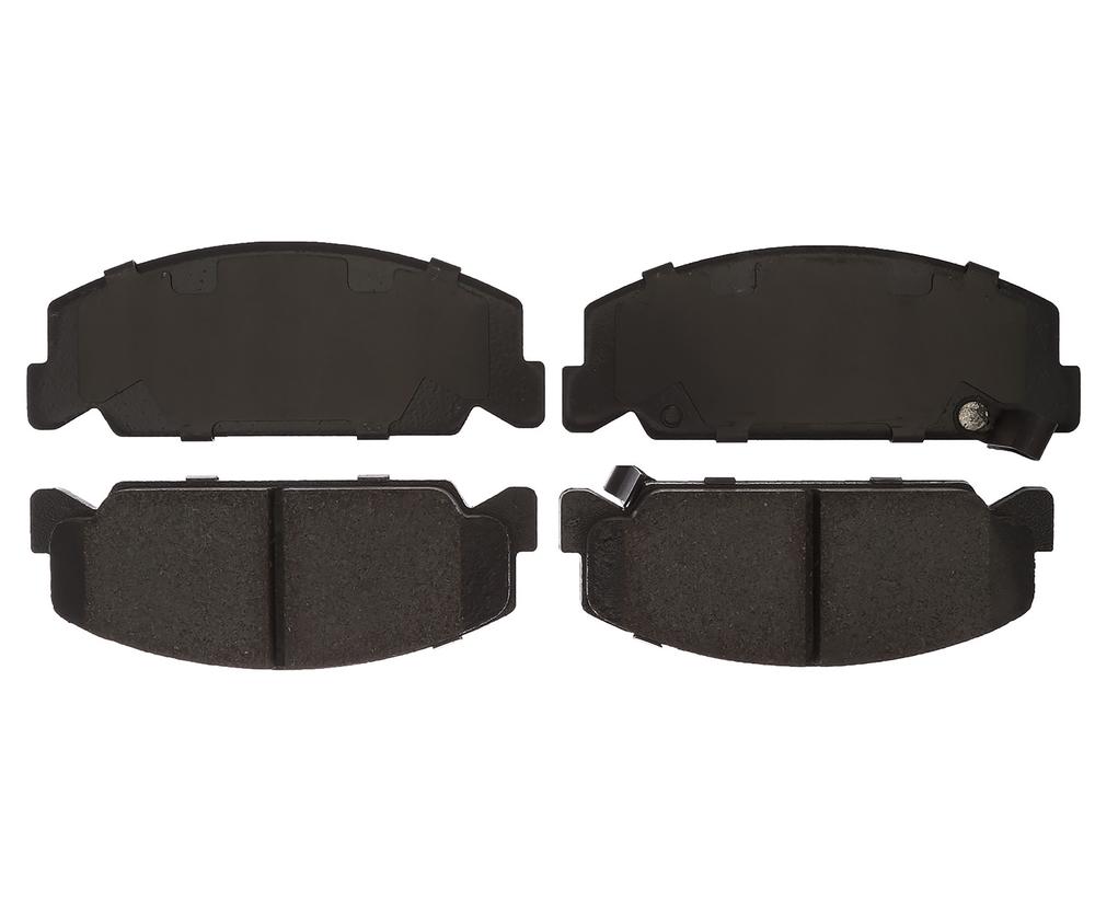 RAYBESTOS - Service Grade Organic Disc Brake Pad (Front) - RAY SGD273