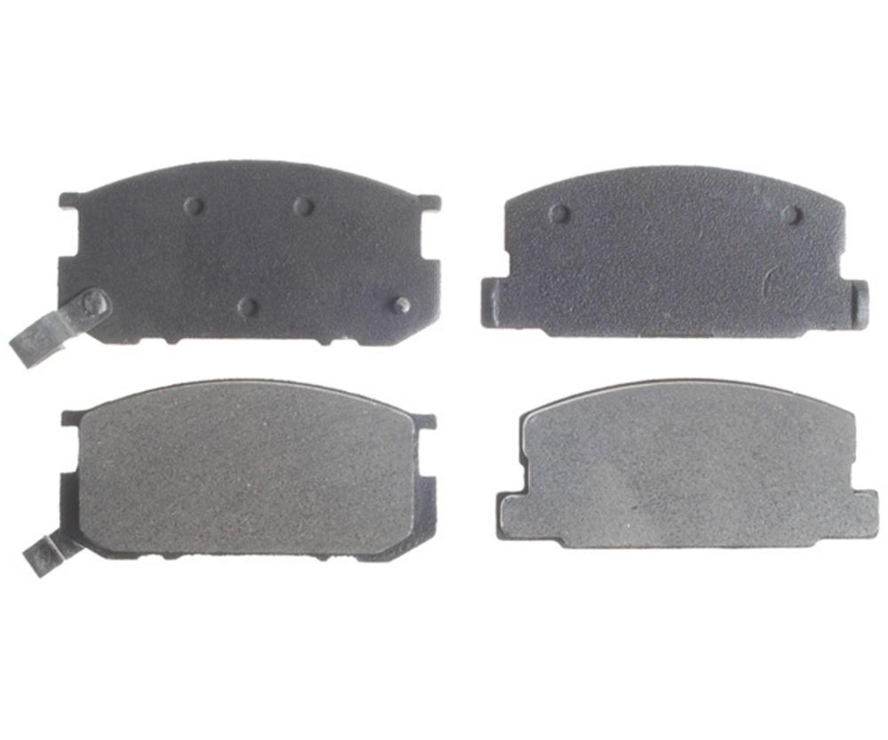 RAYBESTOS - Service Grade Metallic Disc Brake Pad (Front) - RAY SGD282M