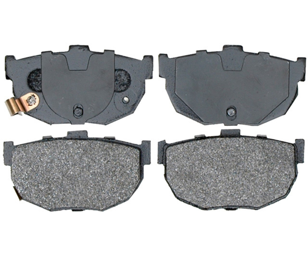 RAYBESTOS - Service Grade; Metallic Disc Brake Pad Set - RAY SGD323M