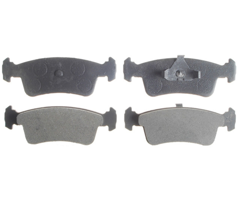 RAYBESTOS - Service Grade Metallic Disc Brake Pad (Front) - RAY SGD359M