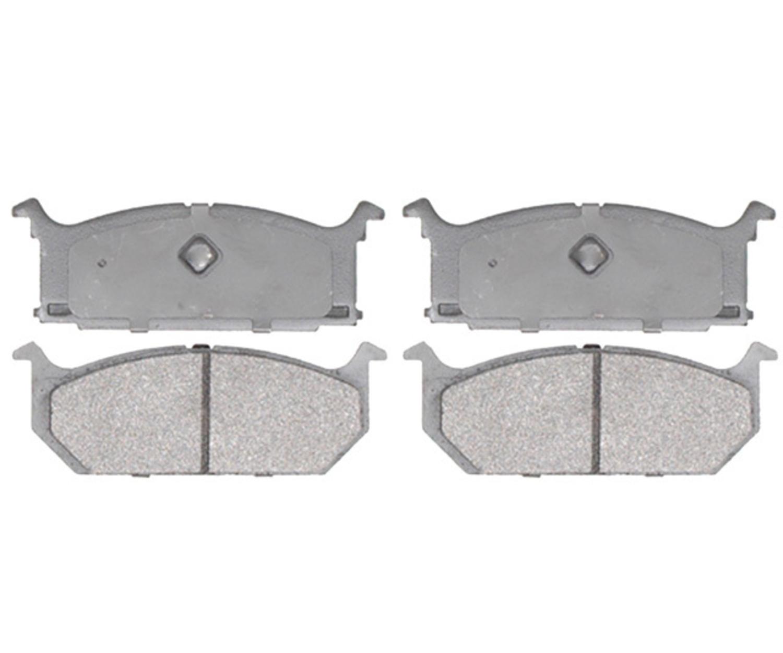 RAYBESTOS - Service Grade Metallic Disc Brake Pad (Front) - RAY SGD420M