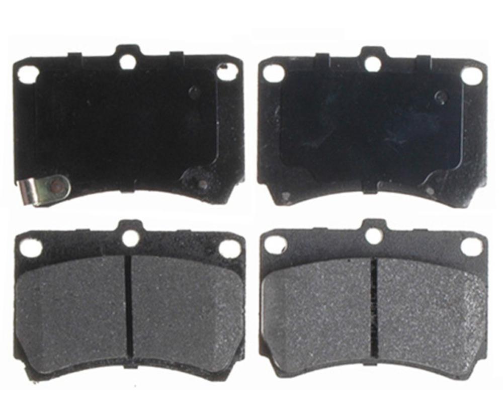 RAYBESTOS - Service Grade; Metallic Disc Brake Pad Set - RAY SGD466M