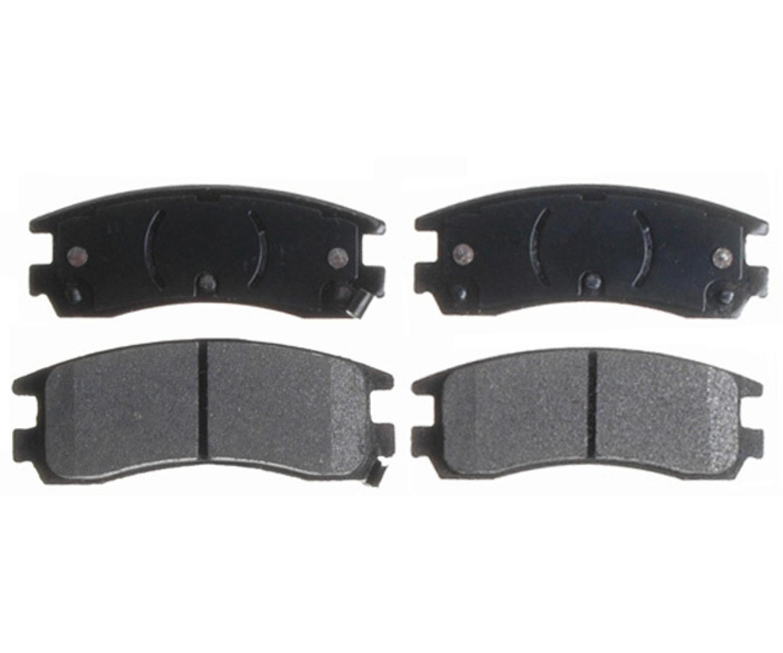 RAYBESTOS - Service Grade Metallic Disc Brake Pad (Rear) - RAY SGD508M