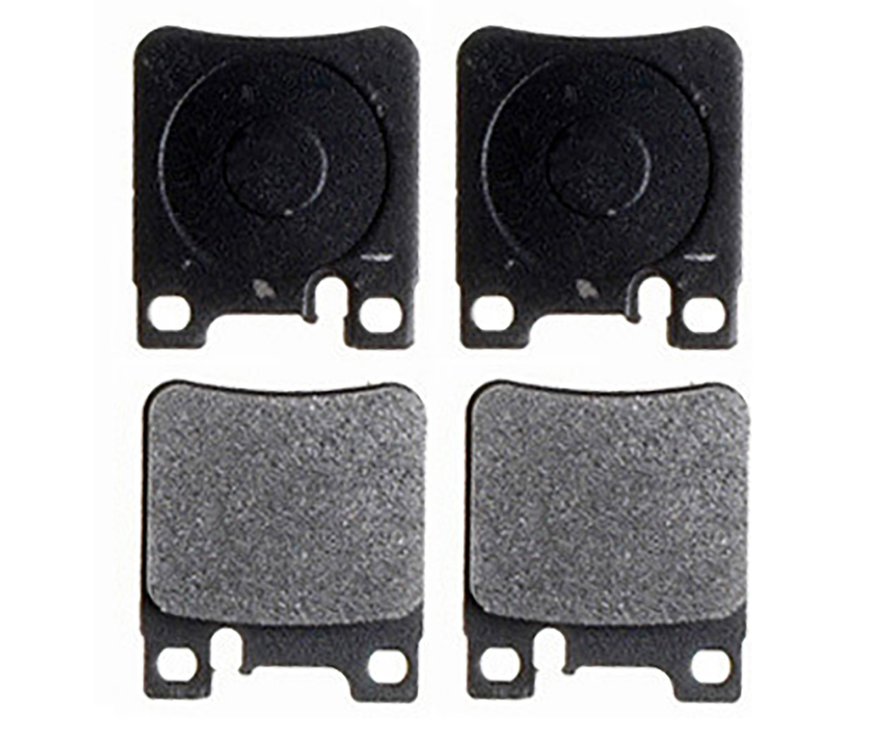 RAYBESTOS - Service Grade Metallic Disc Brake Pad (Rear) - RAY SGD603M