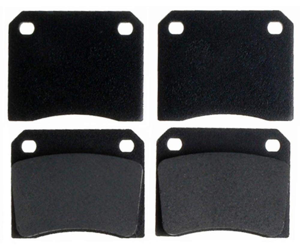 RAYBESTOS - Service Grade Metallic Disc Brake Pad - RAY SGD9M