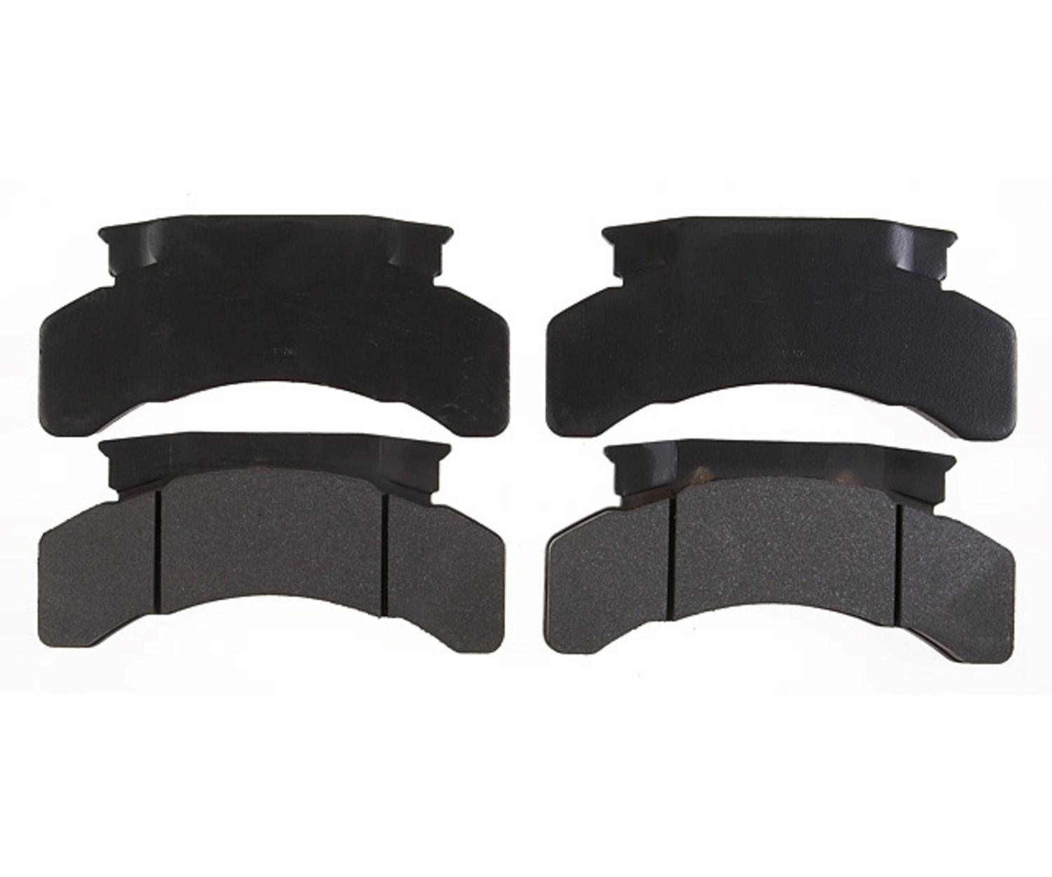RAYBESTOS - Specialty Medium Duty Metallic Disc Brake Pad (Rear) - RAY SP224TRH
